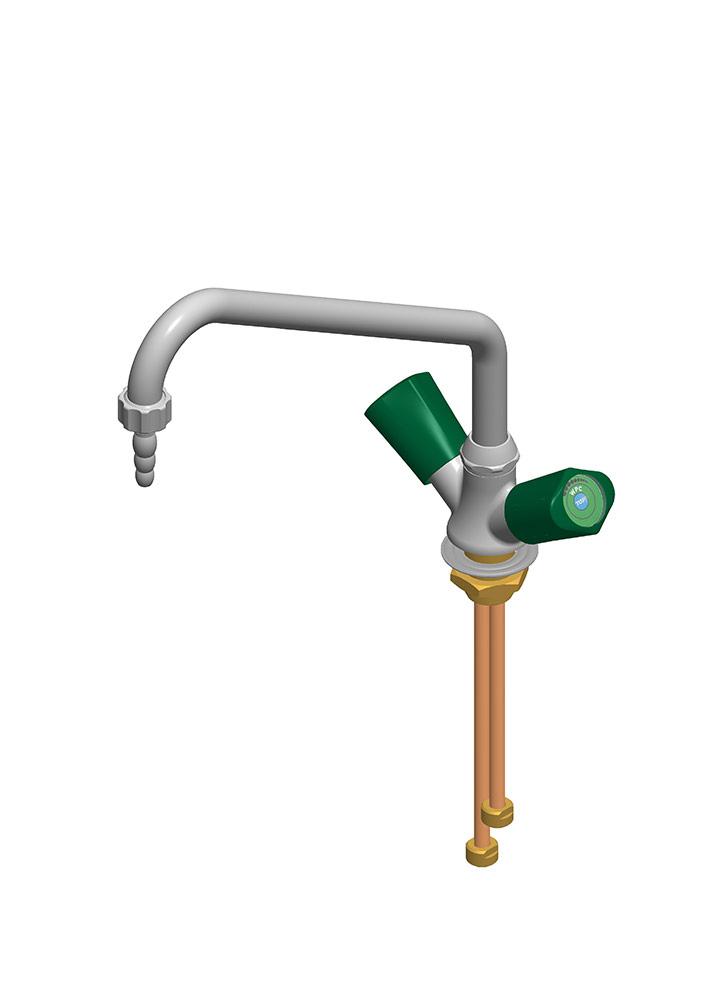 Series 1000 – Laboratory water fittings - TOF srl