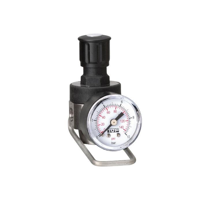 CO2 druckminderer XS