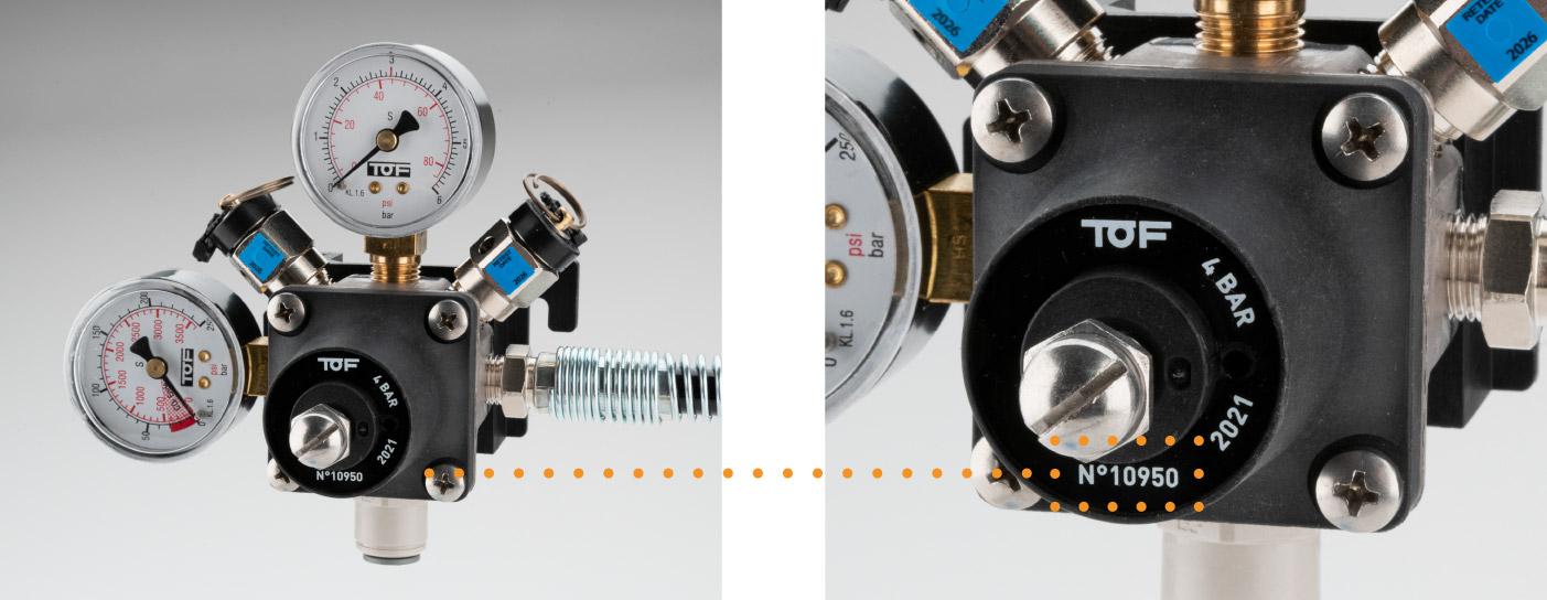 Riduttori di pressione serie 24-28