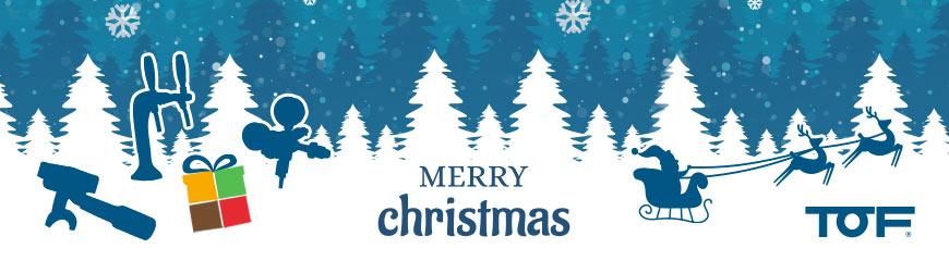 Vi auguriamo un buon Natale ed un felice anno nuovo